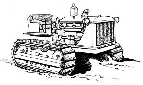 tractor tire coloring page file caterpillar tractor 001 jpg the work of god s children