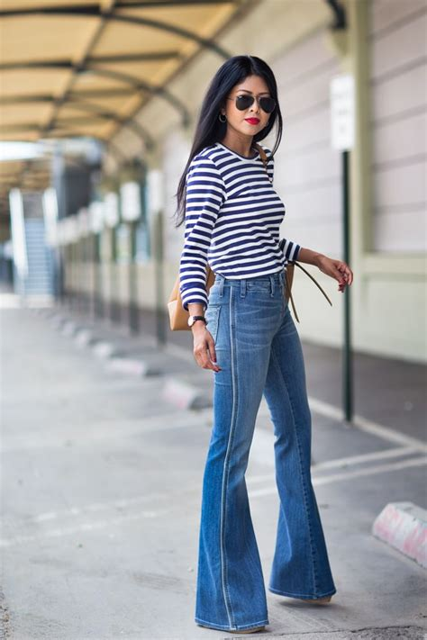 how to wear flare pants flare pants are in style flared pants are spring 2015 s biggest trend stylecaster