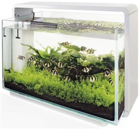 aquarium design com aquarium blanc noir home 60 aquarium et meuble