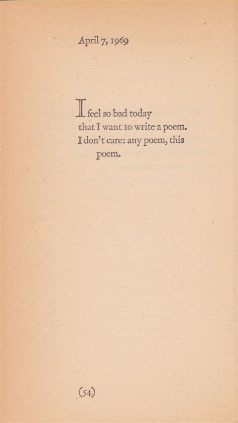 brautigan poems richard brautigan quotes quotesgram