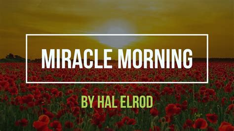 the miracle morning companion planner books the miracle morning must read book one step a day
