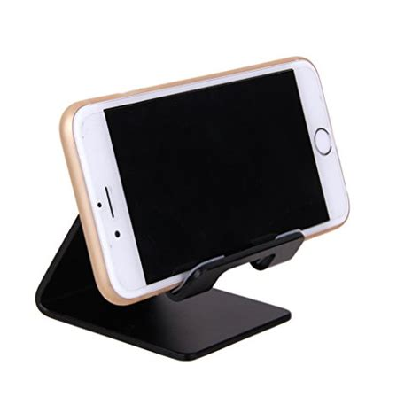 imported aluminum cell phone desk stand holder support for