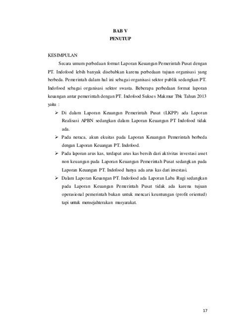 Format Laporan Satpol Pp | laporan mini riset tentang perbedaan format lkpp 2013