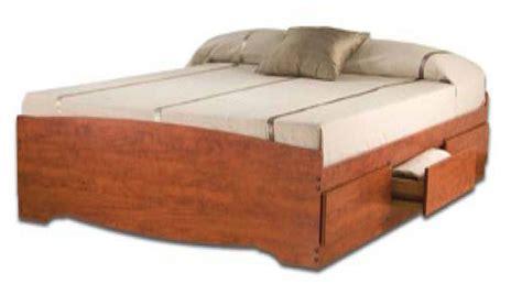 twin xl storage bed twin xl platform storage bed 3 drawers by prepac
