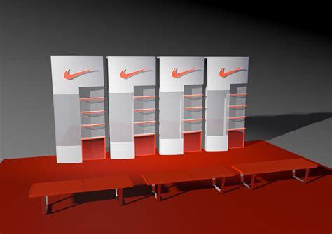 Nike Shoe Rack by Nike Shoe Rack Concept By Kevin Dizon At Coroflot