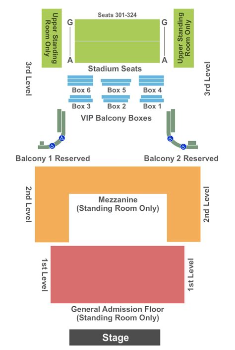 house of blues boston seating chart concert venues in boston ma concertfix com
