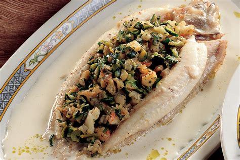 cucinare le sogliole ricetta sogliole farcite con verdure la cucina italiana