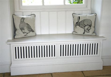 window seat radiator combined window seat radiator cover home sweet home