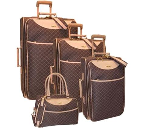 Cardin Etienne 200 X 200 Set womens cardin signature 4 luggage set free shipping exchanges