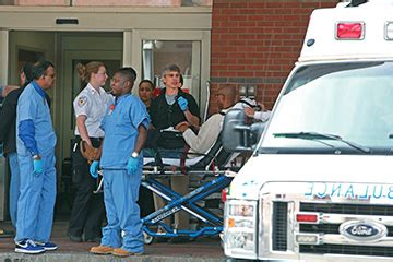 Boston Center Emergency Room by How Do Emergency Rooms Handle Disasters