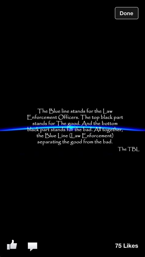 the blue line 17 best images about the thin blue line on