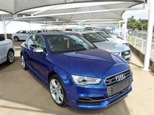 S3 For Sale Audi 2016 Blue Audi S3 Quattro For Sale In Newlands Ext 3