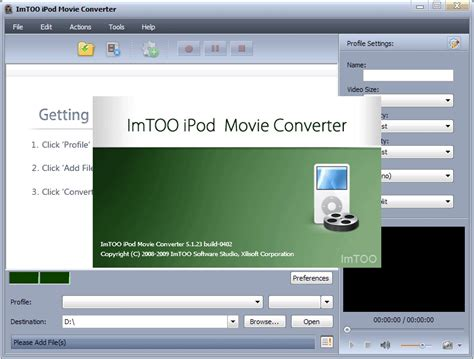 converter film convertitore filmati per ipod blog conversione video