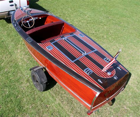 century wooden boats 1947 century sea maid classic wooden boat automobiles