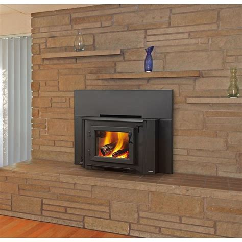 Heatilator Wood Burning Fireplace Insert by Heatilator Eco Choice Wins18 Gagnon Clay Products