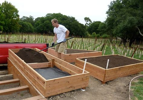 how to build a raised vegetable garden foods for start your fall and winter vegetable