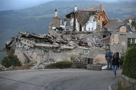 sofferenza d italia terremoto italia 20 anni shock al centro 232 l appennino