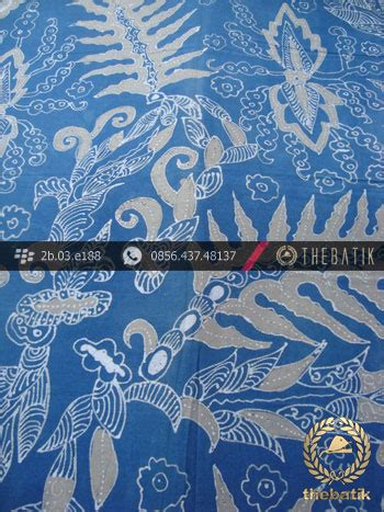 Kain Batik Tulis Warna Alam Parang jual kain batik tulis warna alam indigo motif pakis taji