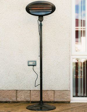 best electric patio heater best electric patio heaters uk our top 10 garden picks