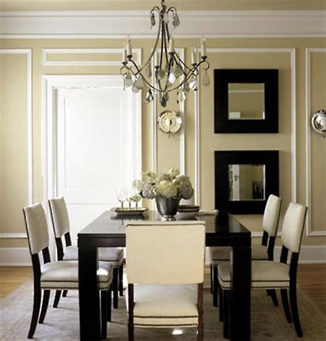 Dining Room Molding Ideas by Home Dzine Home Decor A Traditional Home