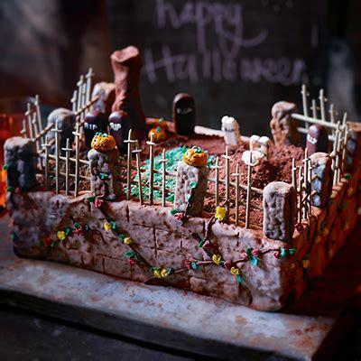 hestons ultimate halloween cake