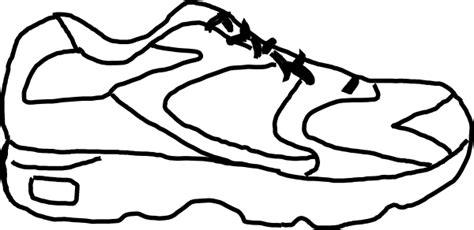 imagenes para pintar zapatillas zapatillas para colorear