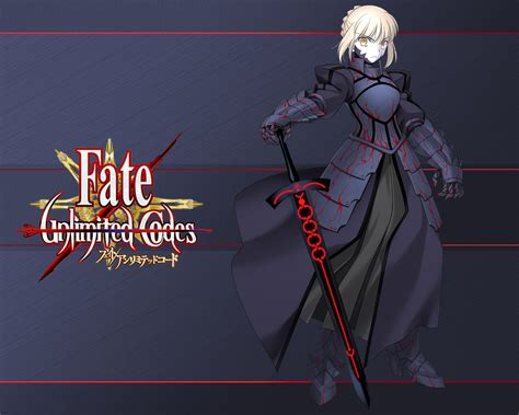 fate stay night unlimited codes side by side comparison video armor fate series fate stay night fate unlimited codes