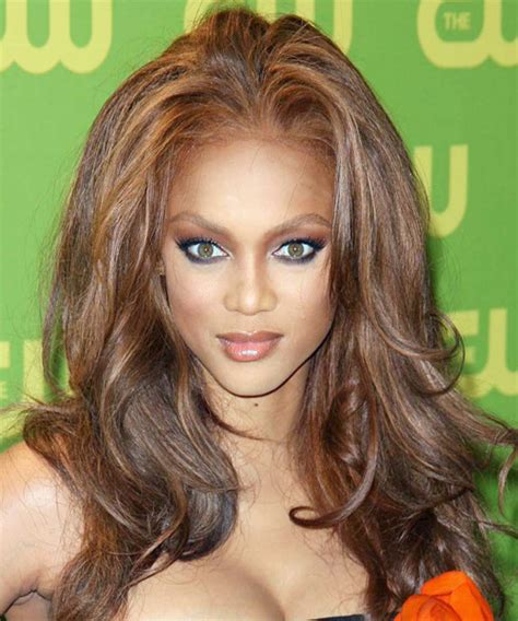 Tyra Banks Hairstyles in 2018