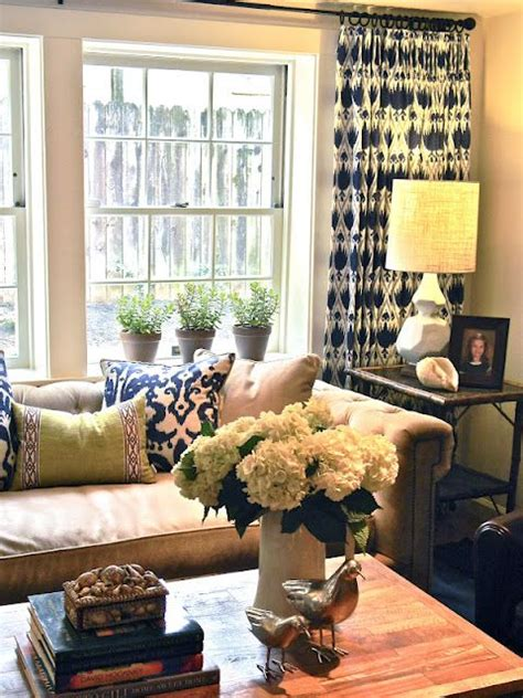Bold Patterned Curtains 105 Best Images About Lovely Living Spaces On Pinterest