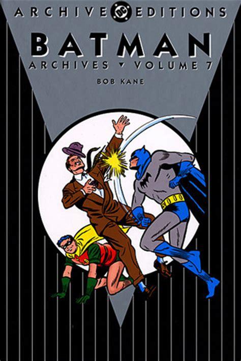 batman vol 7 1401256899 batman archives vol 7 by bill finger reviews discussion bookclubs lists