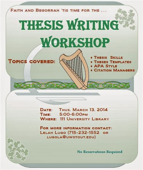 creative dissertation creative writing thesis