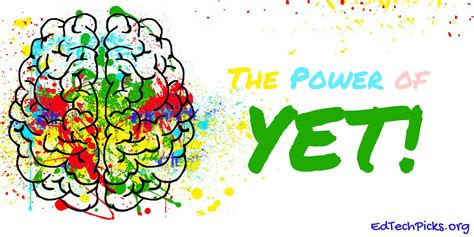 The Power Of the power of yet a growth mindset reading roundup