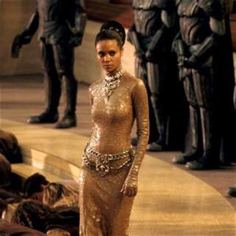 More Pics From Karl Lagerfelds Minogue Thandie Newton And Co by The Chronicles Of Riddick Picture 6