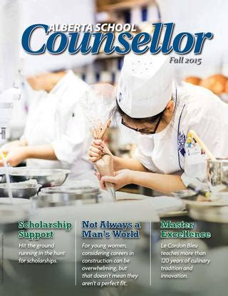 Mba Keyano College by Alberta School Counsellor Fall 2015 By Communications