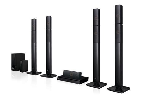 Home Theater Lg Second lhb655nw 1000w 5 1ch 3d home theatre system lg