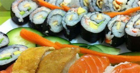la cocina de mi abuela p la cocina de mi abuela p cena romantica sushi maki