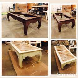 Replace Glass On Coffee Table 25 Best Ideas About Glass Table Redo On Glass