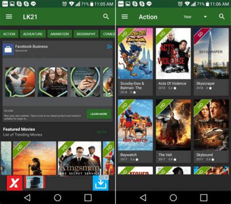12 aplikasi download film di hp android terbaik dan update begini cara download film gratis di hp android sangat