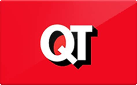 Qt Gift Card - buy quiktrip gift cards raise