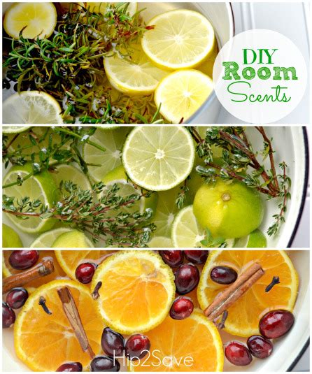 room scents diy stovetop room scent recipes hip2save