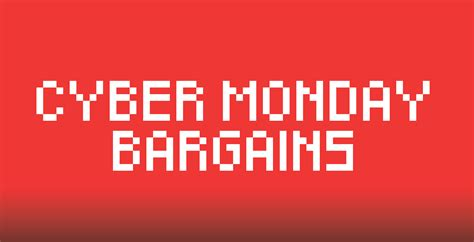 best for cyber monday the best cyber monday gaming bargains