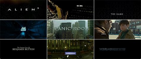 film with up in title david fincher a film title retrospective art of the title