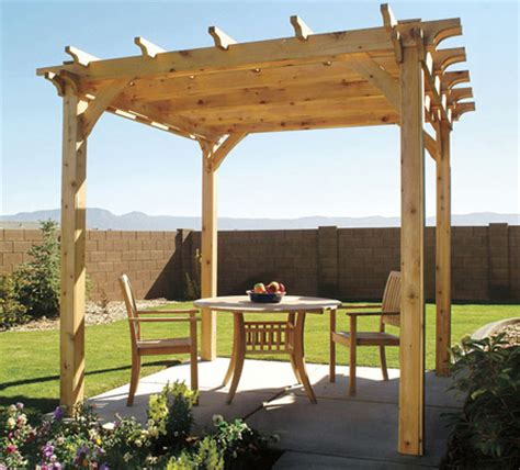 do pergolas provide shade home dzine garden how to build a freestanding or wall