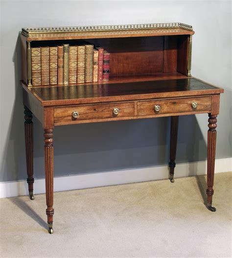 antique rosewood bonheur du jour antique writing desk