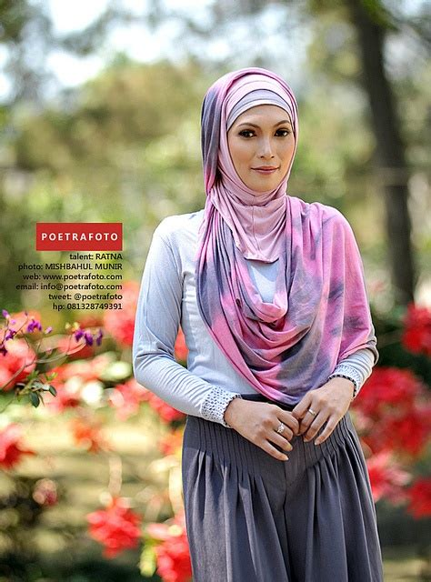 Jilbab Muslimah Foto Model Jilbab Busana Muslimah Cantik Beautiful
