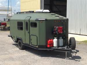 Add A Room Rv Awning Using Survival Trailers For Bugging Out American