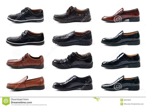 all kinds of s leather shoes stock image image 20310021
