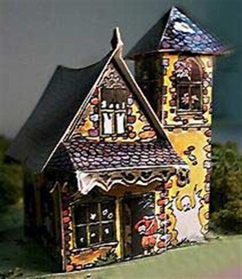 haunted house buildings