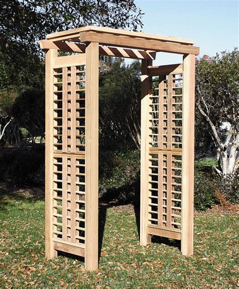 Trellis Structures The Rhinebeck Arbor By Trellis Structures