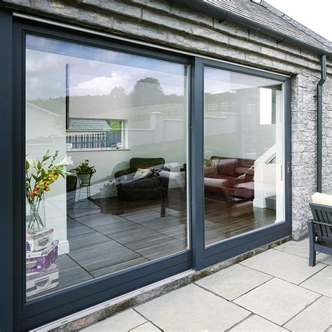 Black Patio Doors by Patio Sliders P S Counter Windows